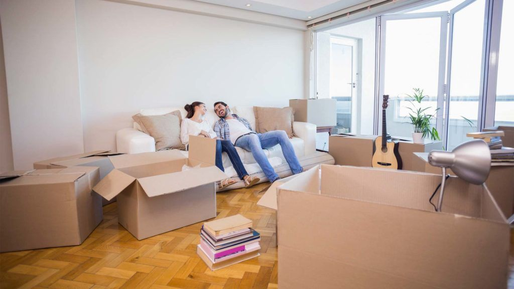 4 Undeniable Truths You Learn When Moving In With Your Significant