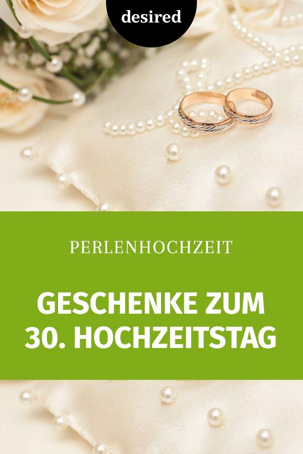 Perlenhochzeit Geschenke Zum 30 Hochzeitstag Hochzeitstag Geschenke Zum 30 30 Hochzeitstag