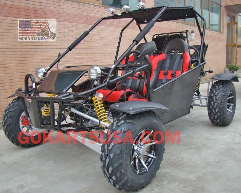 Roketa GK-03 300 Yamaha, Shaft Drive Dune Buggy | Track