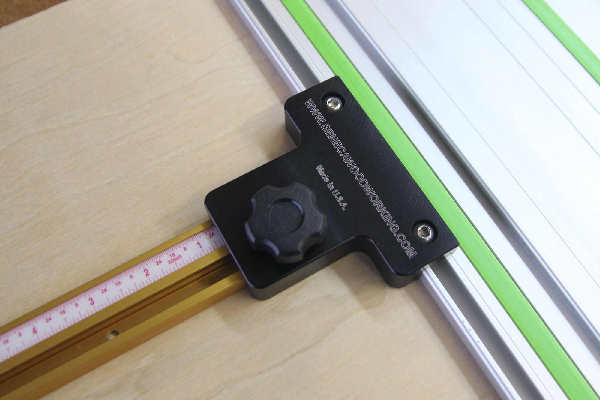 Parallel Guide System for Festool and Makita Track Saw Guide Rail ...