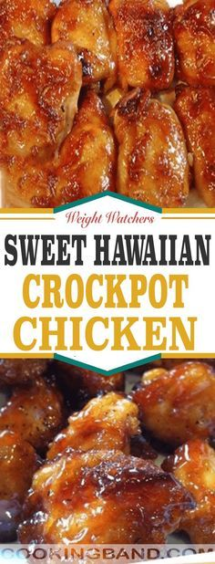 Weight Watchers Hawaiian Chicken