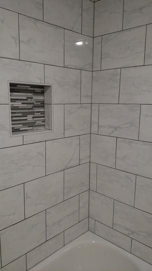 Daltile Marissa Carrara 10 In X 14 In Ceramic Wall Tile