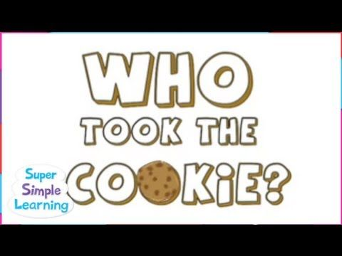 Who Stole The Cookie From The Cookie Jar Lyrics Enchanting Who Took The Cookie  Teaching Tips  Kindergartenklub