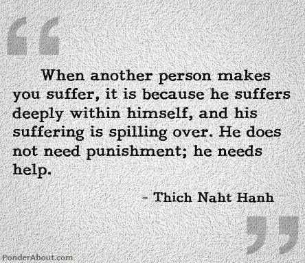 Wisdom For Cooling The Flames Thich Naht Hanh People S Advocacy Council Words Inspirational Quotes Quotable Quotes