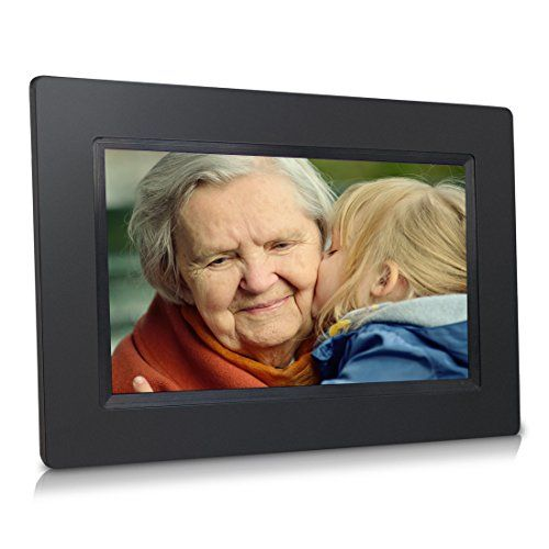 Sungale 7 Inch Wifi Cloud Digital Photo Frame With Touch Panel