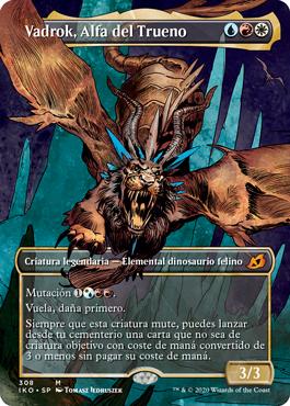 Lair of Behemoths IKO ~ MTG Magic 1 x NM Illuna Apex of Wishes ~ Ikoria