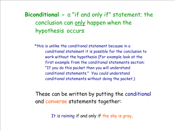 Conditional Contrapositive Inverse Converse and Biconditional – Converse Inverse Contrapositive Worksheet