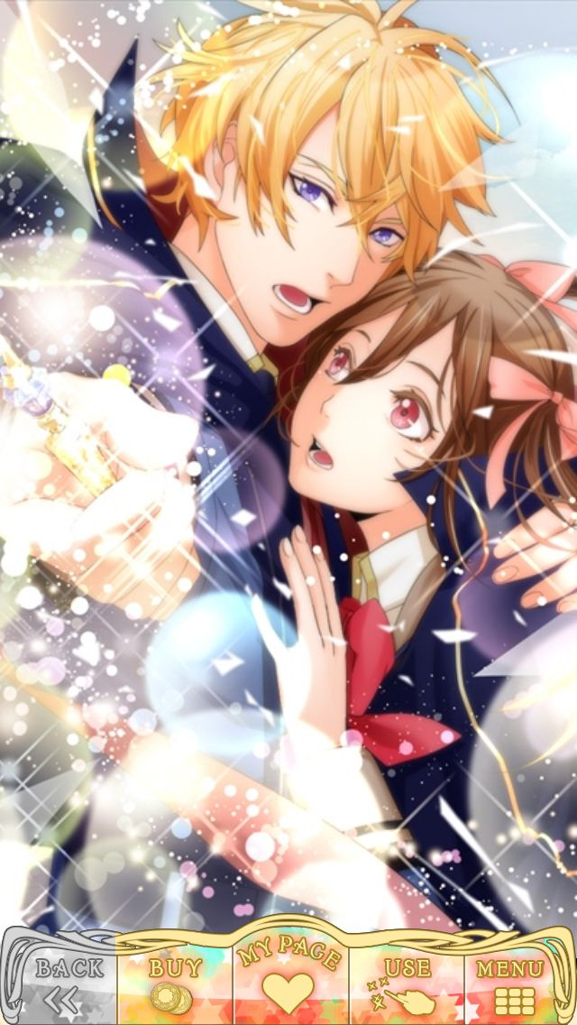Anime Couple First Love