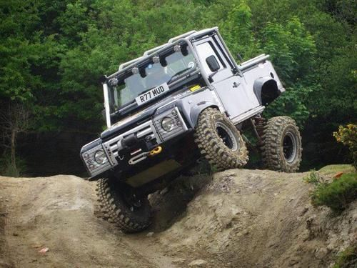 Land Rover Defender Just Playing Landrover Offroad Adventure