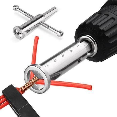 Wire Stripper and Twister Neepanda Wire Twisting Tool Wire ...