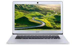 Acer 14 Chromebook With Intel N3160 Quad Core 1 6ghz Processor 4gb Ram And 32gb Storage Manufacturer Refurbished Chromebook Touch Screen Laptop Acer Chromebook 11