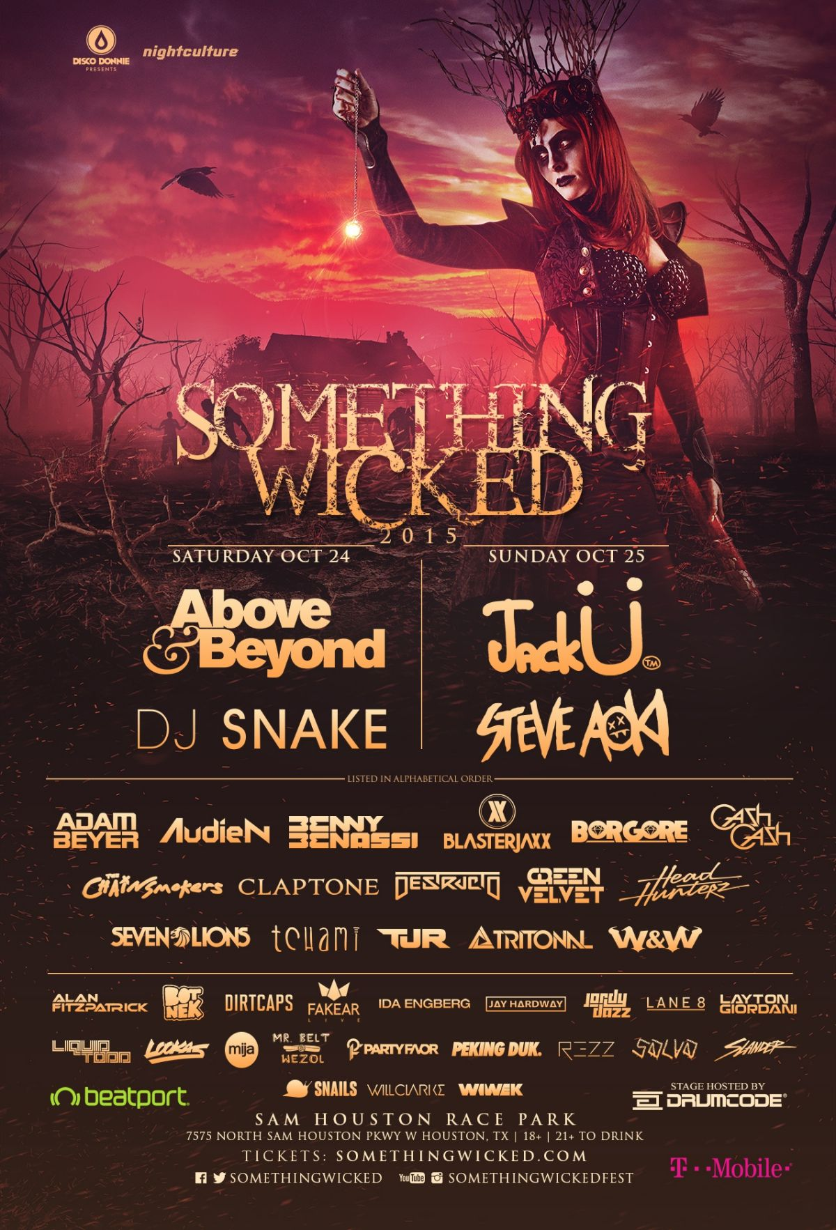 10 shows to rage your face off this halloween | edm | albums