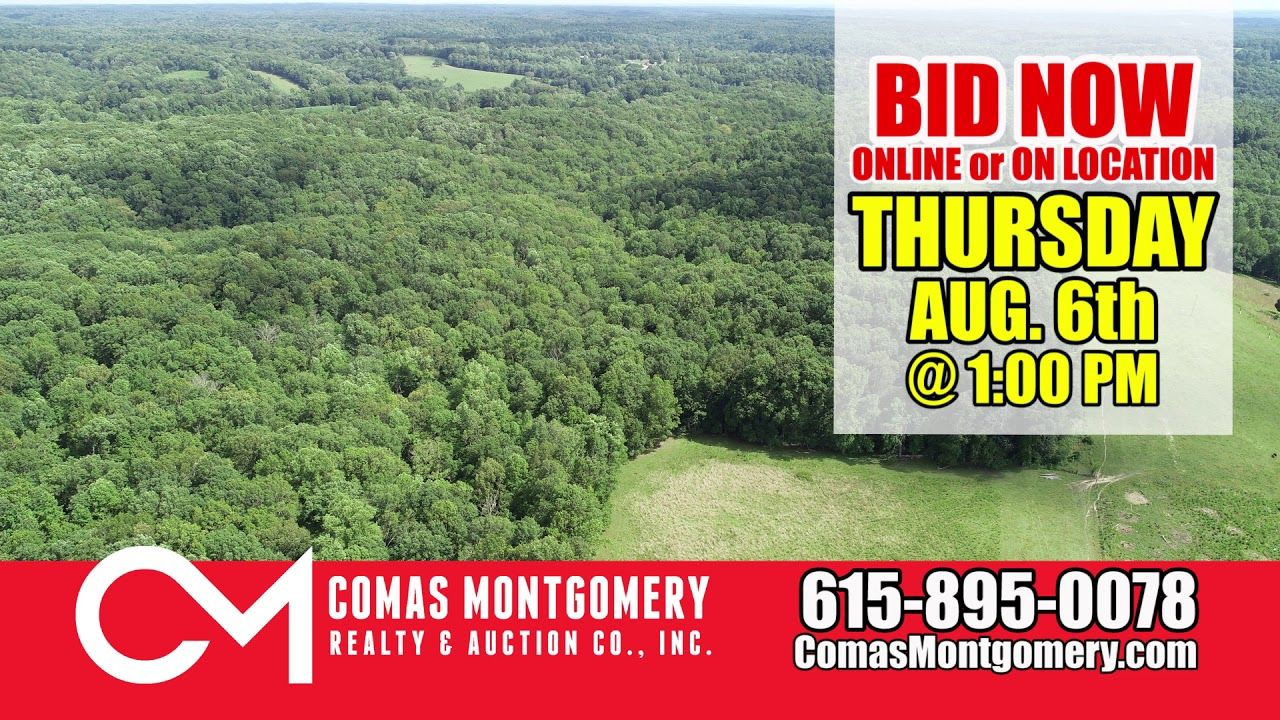 34 acres of unimproved land for sale in williamson