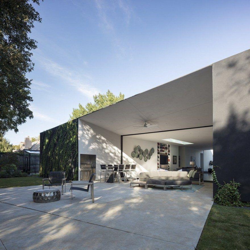 Winnwood Residence in Dallas / 5G Studio Collaborative ...