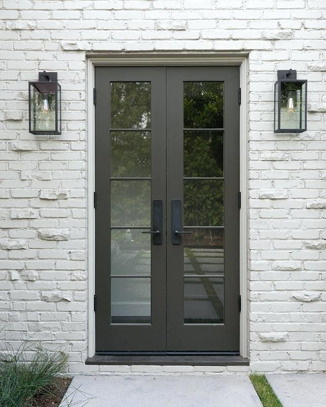 French Front Doors Wdow Exterior French Doors With Impact Glass