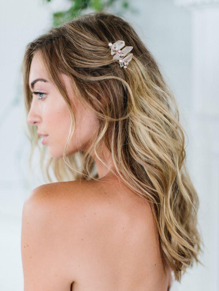 Ash — Emma Katzka | bohemian + glamorous bridal accessories