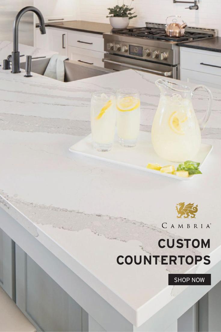 Custom Countertops For Your Kitchen Bathroom And Beyond Custom Countertops Countertops Kitchen Countertops