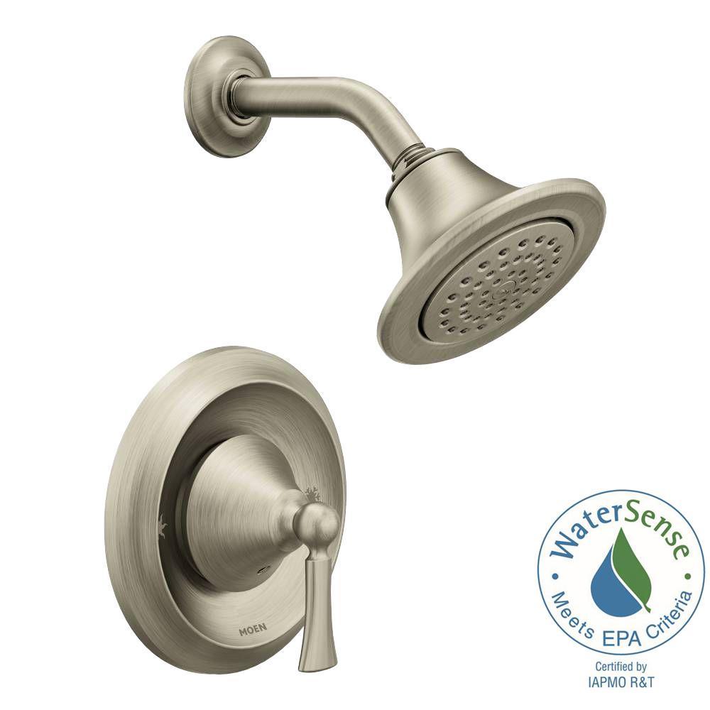 Moen Wynford Single Handle 1 Spray Posi Temp Shower Faucet Trim