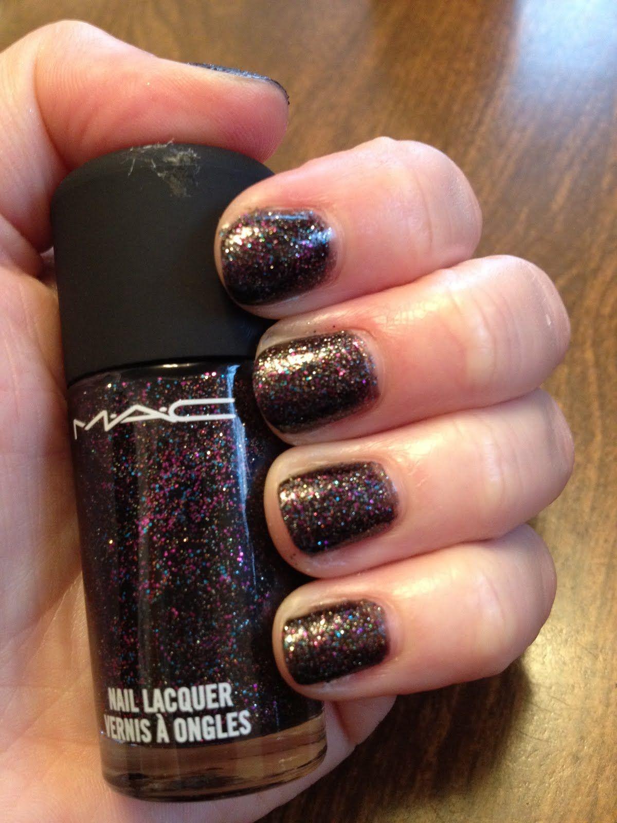 M.A.C-Everything-That-Glitters-Nail-Polish.JPG (1200×1600) | The ...