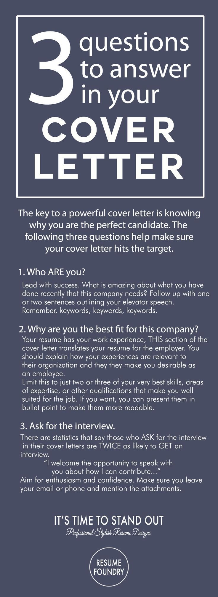 Cover Letter Tips Outline How To Write A Cover Letter A