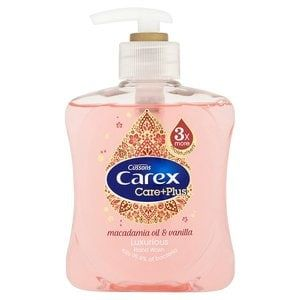 Carex Care Plus Luxurious Macadamia Oil Vanilla 250ml Emma S