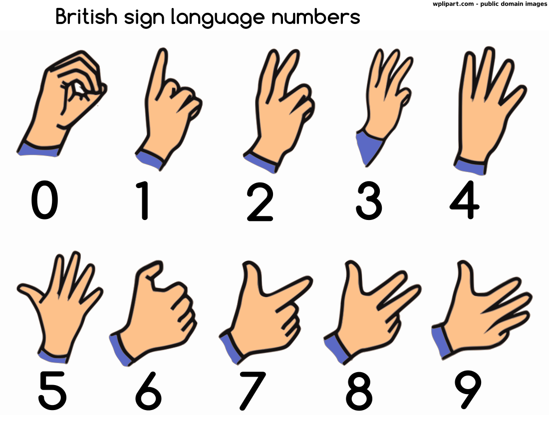 dictionary of british sign language english