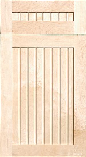 Shaker Beaded Reversed Raised Panel   Cabinet door styles ...