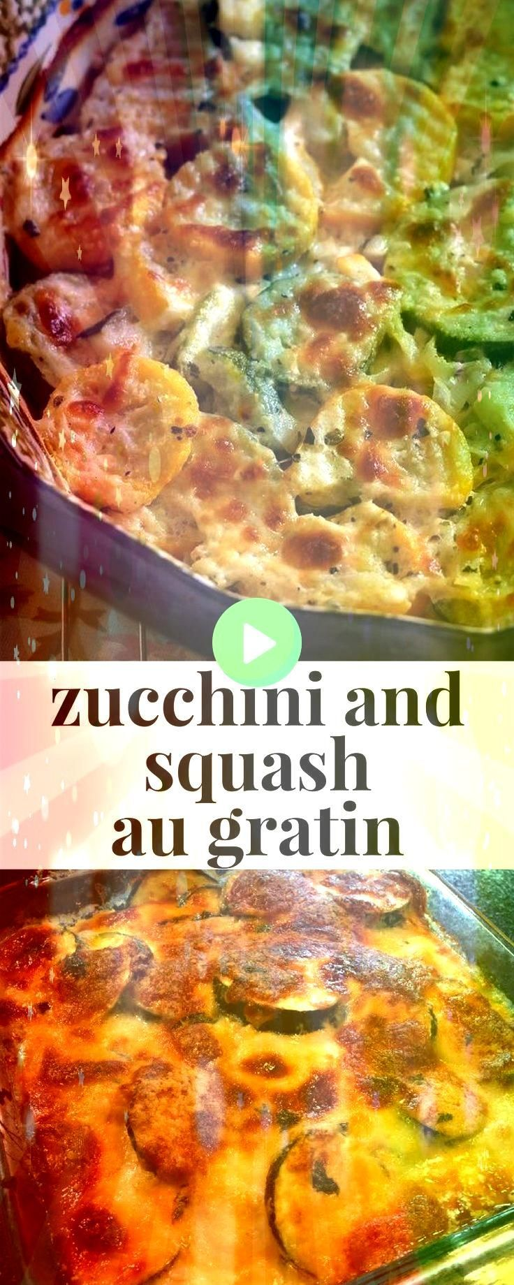 side dish this zucchini and squash au gratin is a delicious casseroleEasy summer side dish this zucchini and squash au gratin is a delicious casserole Wellington Meatball...