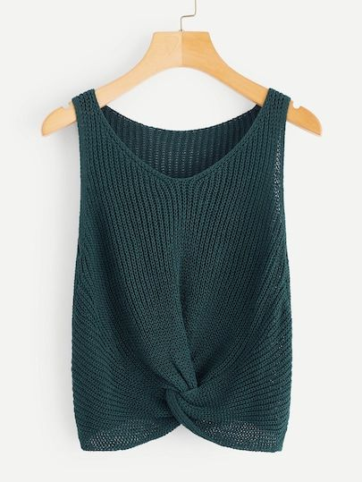 SS19 New In | SHEIN #crochettanktops