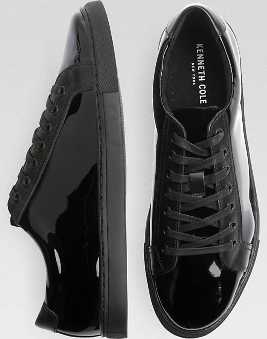 best service 9b797 e98a5 Buy a Kenneth Cole New York Bring-to-Play Black Tux Sneakers and other  Sneakers at Men s Wearhouse. Browse the latest styles, brands and selection  in men s ...