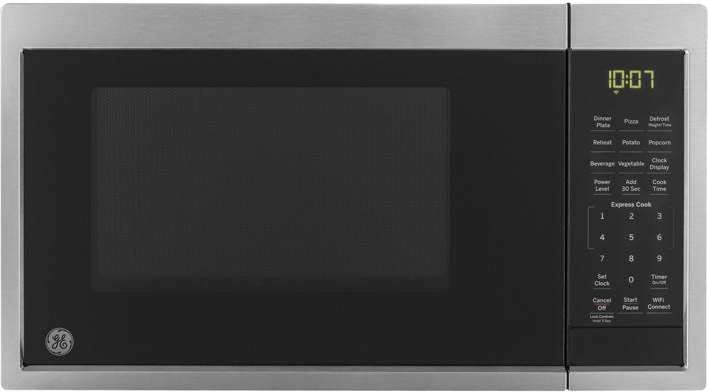 Ge Jes1097smss Countertop Microwave Oven Microwave Oven Microwave