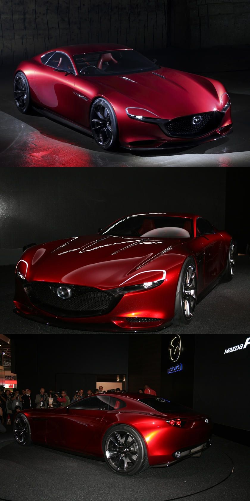 New Mazda Rx 9 Could Be An Awd Super Hybrid A New Patent Filing From Mazda Suggests Awd A Three Motor Hybrid Powertrain And A Gigantic In 2020 Mazda Sports Coupe Awd
