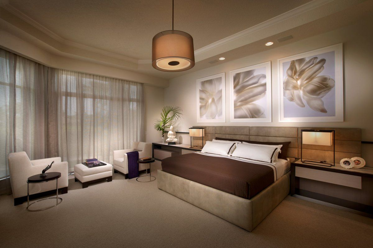 Amazing Large Bedroom Ideas Part - 14: Master Bedroom Interior #masterbedroom #bedroomideas #bedroomdesign