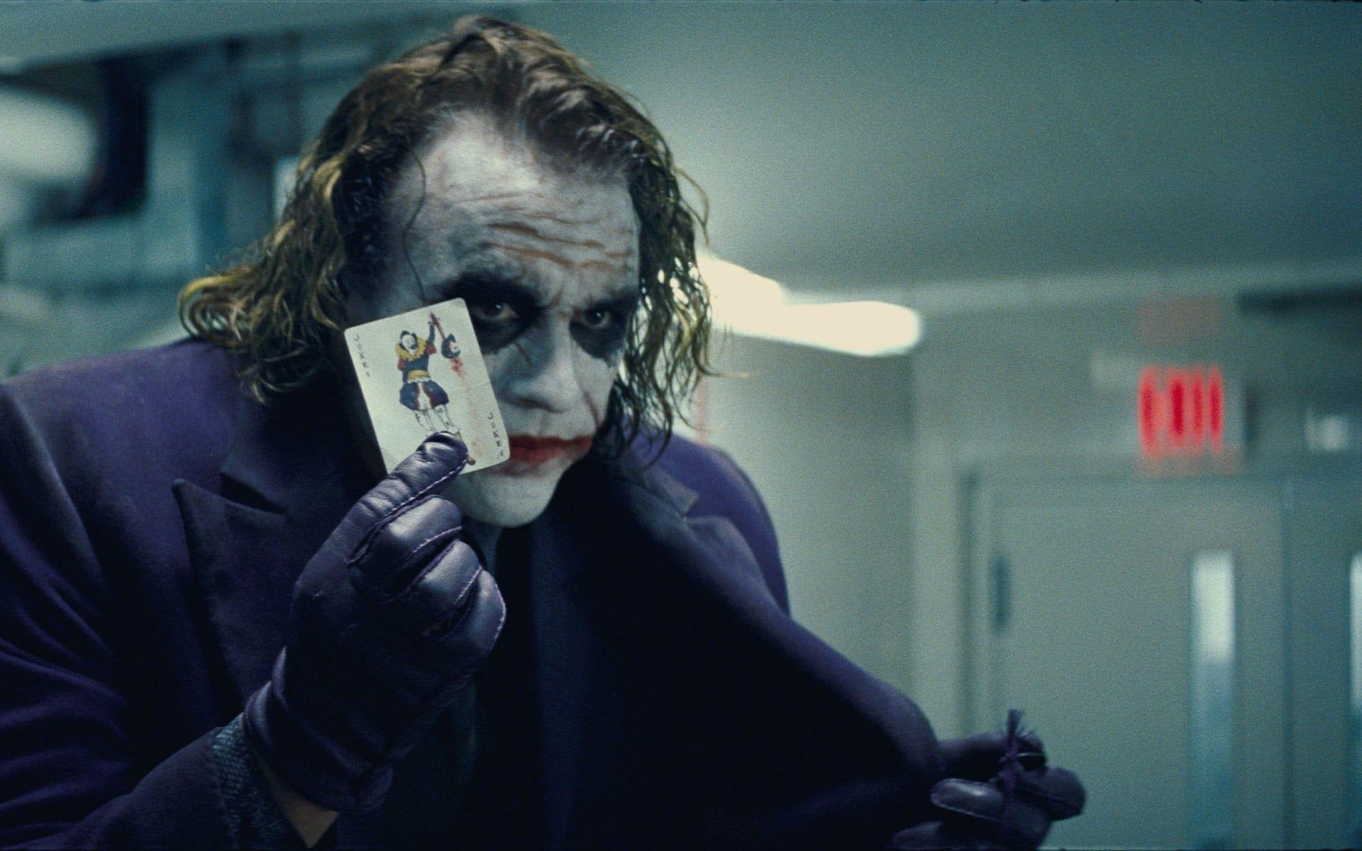 Joker Movies The Dark Knight Joker Heath Ledger 1080p Wallpaper Hdwallpaper Desktop Superhero Movies Dark Knight Heath Ledger