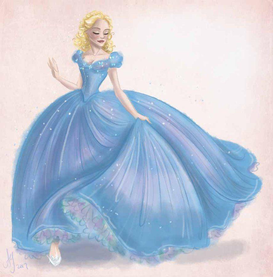 Cinderella 2015 by kuabci.deviantart.com on @DeviantArt