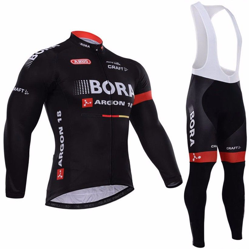 2877a25c2 Bora Argon 18 ropa ciclismo hombre Long Sleeves cycling jersey mtb bike  maillot mountain Bicicleta cycling