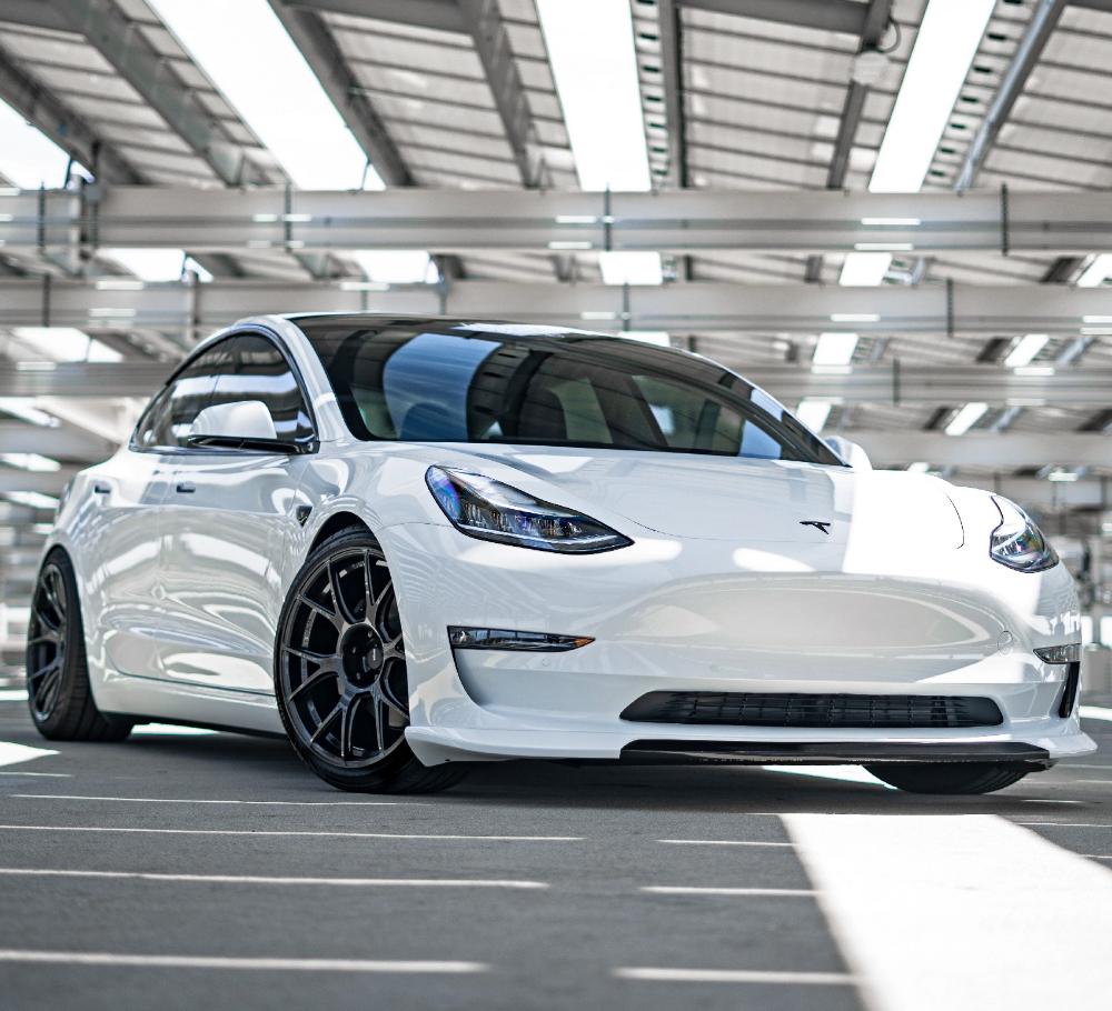 Aftermarket Wheels On Model 3 Page 70 Tesla Motors Club