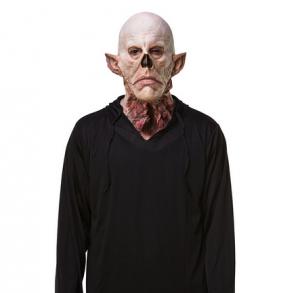 halloween costume idea the strain mask manhattan with a twist