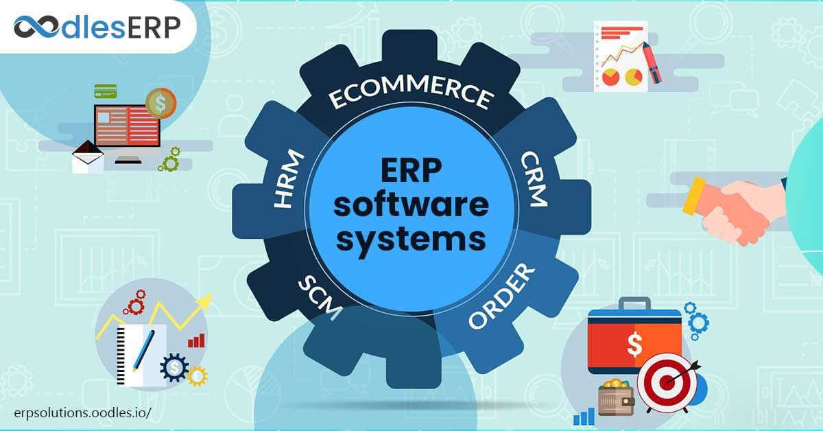 Erp Software Solutions In 2020 Software Development Erp System Solutions