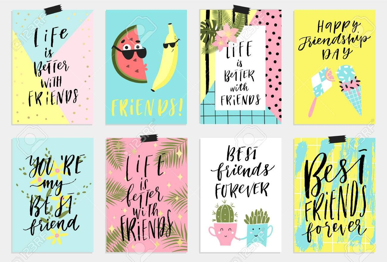 Summer June Greeting Cards And Posters Collection Fun Elements Hand Drawn Lettering Textures Set Sale Banner In 2020 Ticket Design Hand Drawn Lettering Sale Banner