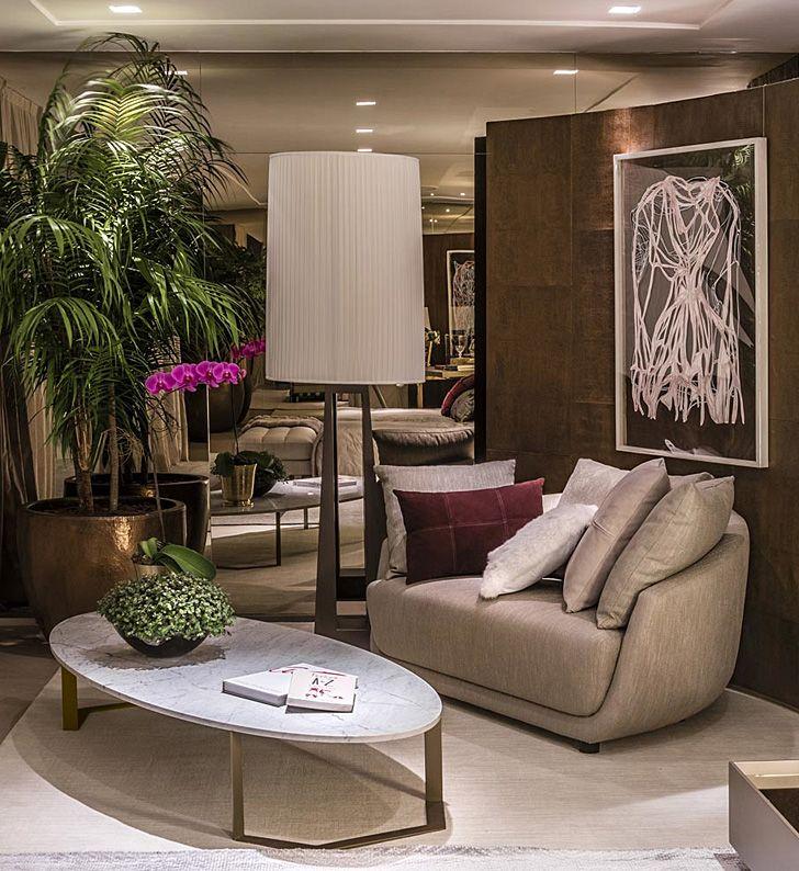 Os Ambientes Da Mostra Artefacto 2017 Décor + Fashion, Parte I. Living Room  ...