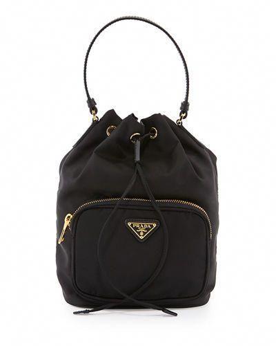 9350c0100fd641 prada handbags for women black #Pradahandbags Prada Tessuto, Mini Crossbody  Bag, Black Cross
