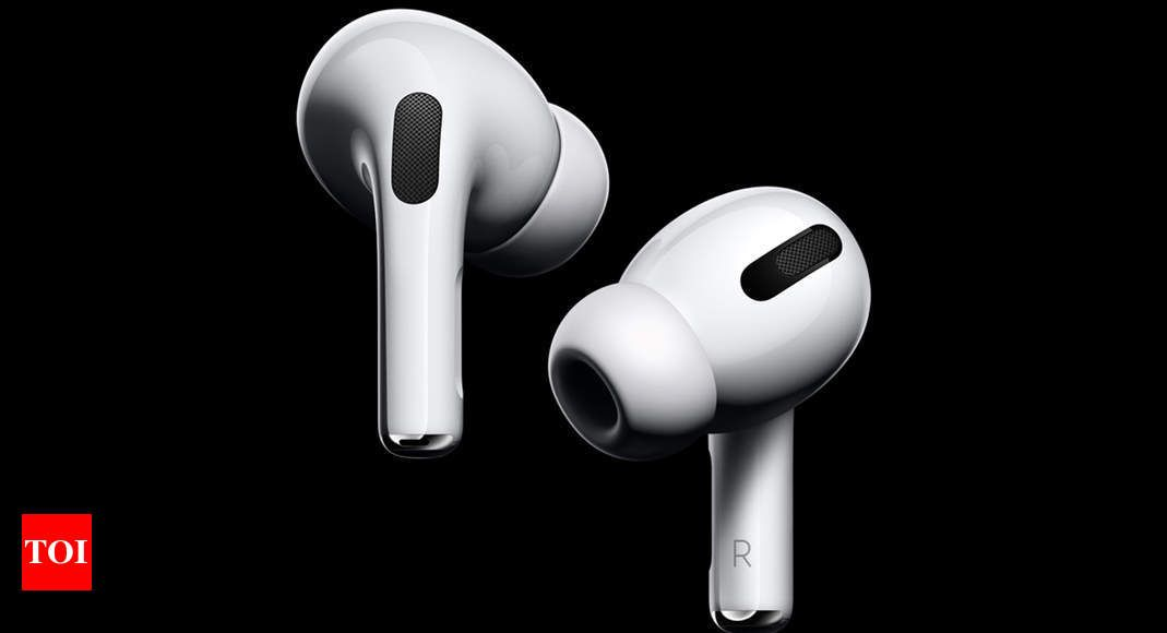 Apple Is Replacing These Airpods Pro Free Of Cost Times Of India Noise Cancelling Airpods Pro Apple Advert