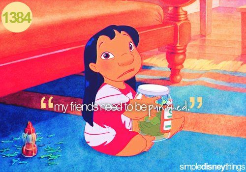 Funny Disney Quotes Disney quotes | disney, funny, lilo, lilo&stich, quote   inspiring  Funny Disney Quotes