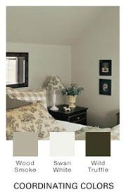 Another Paint Color From Ina Garten Glidden Wood Smoke
