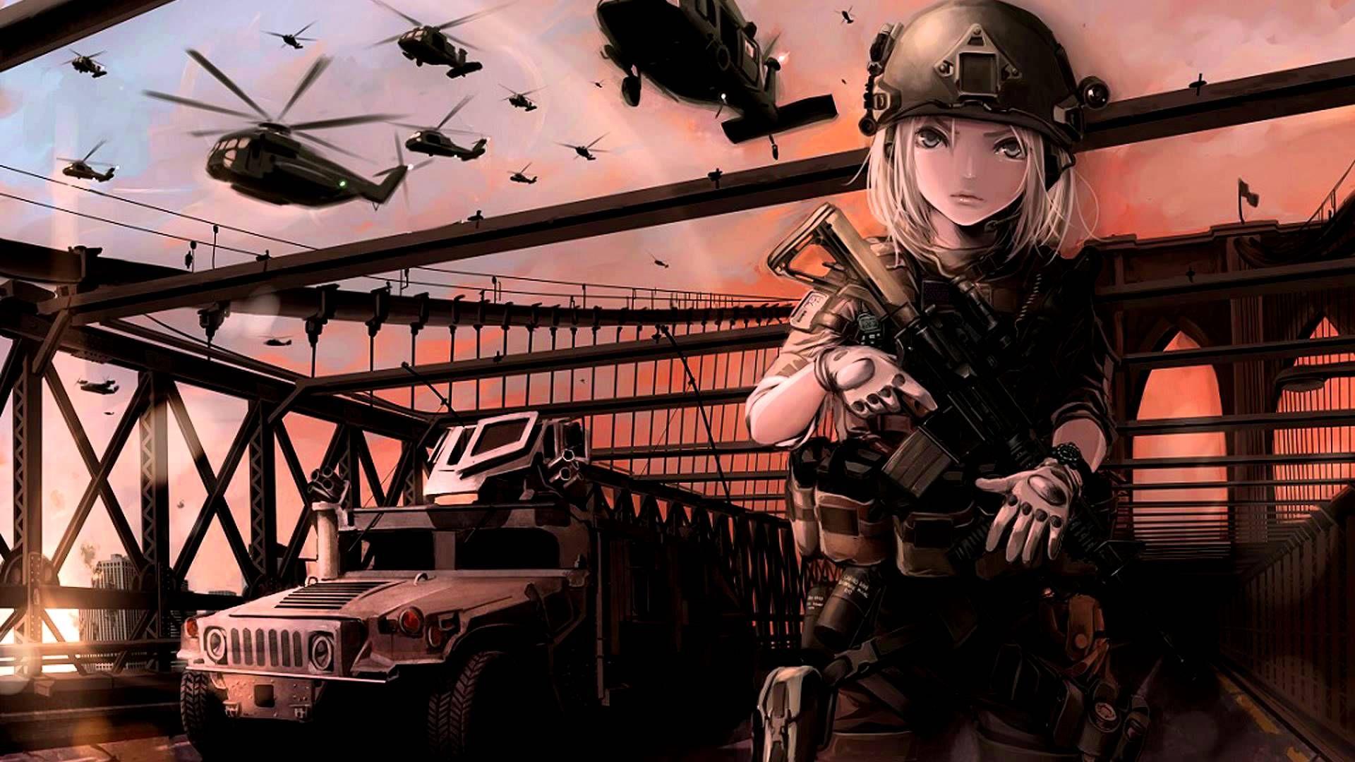 Nightcore - War of change HD