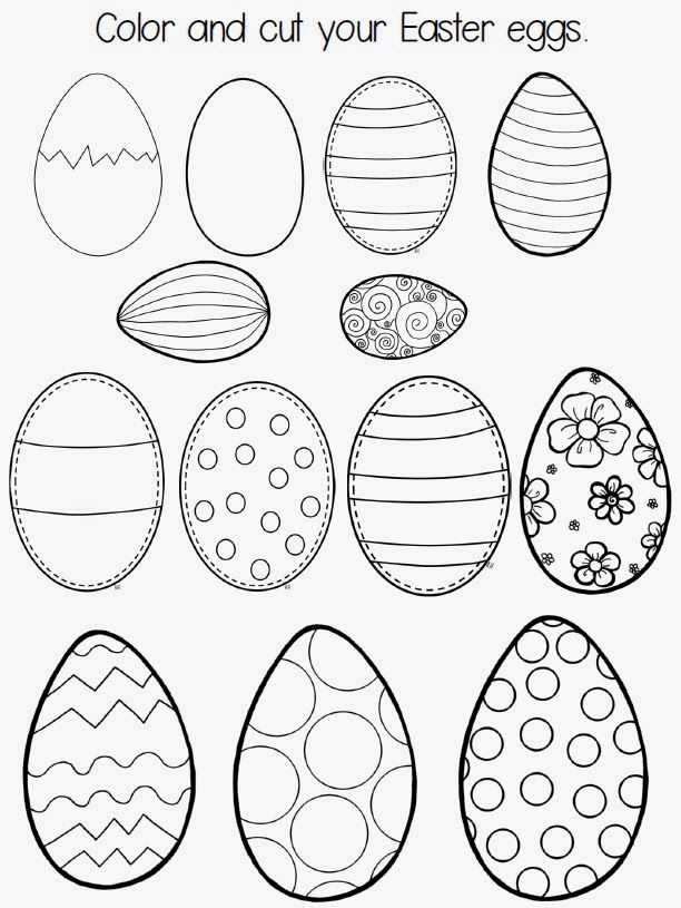 Free download for Easter | Crafting With Kids | Pinterest ...