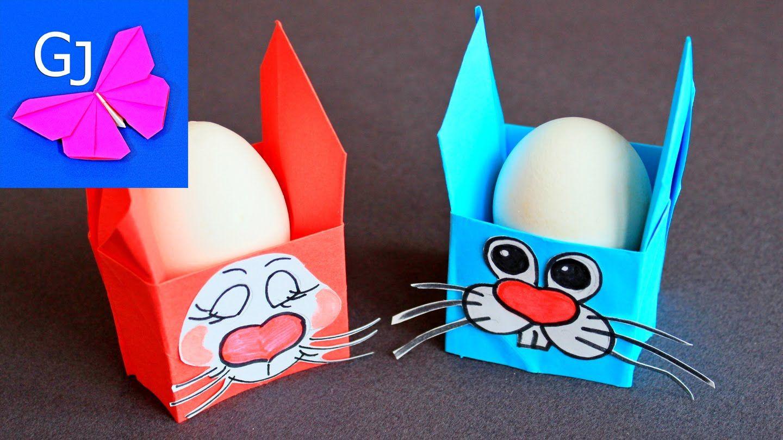 Заяц для яйца своими руками