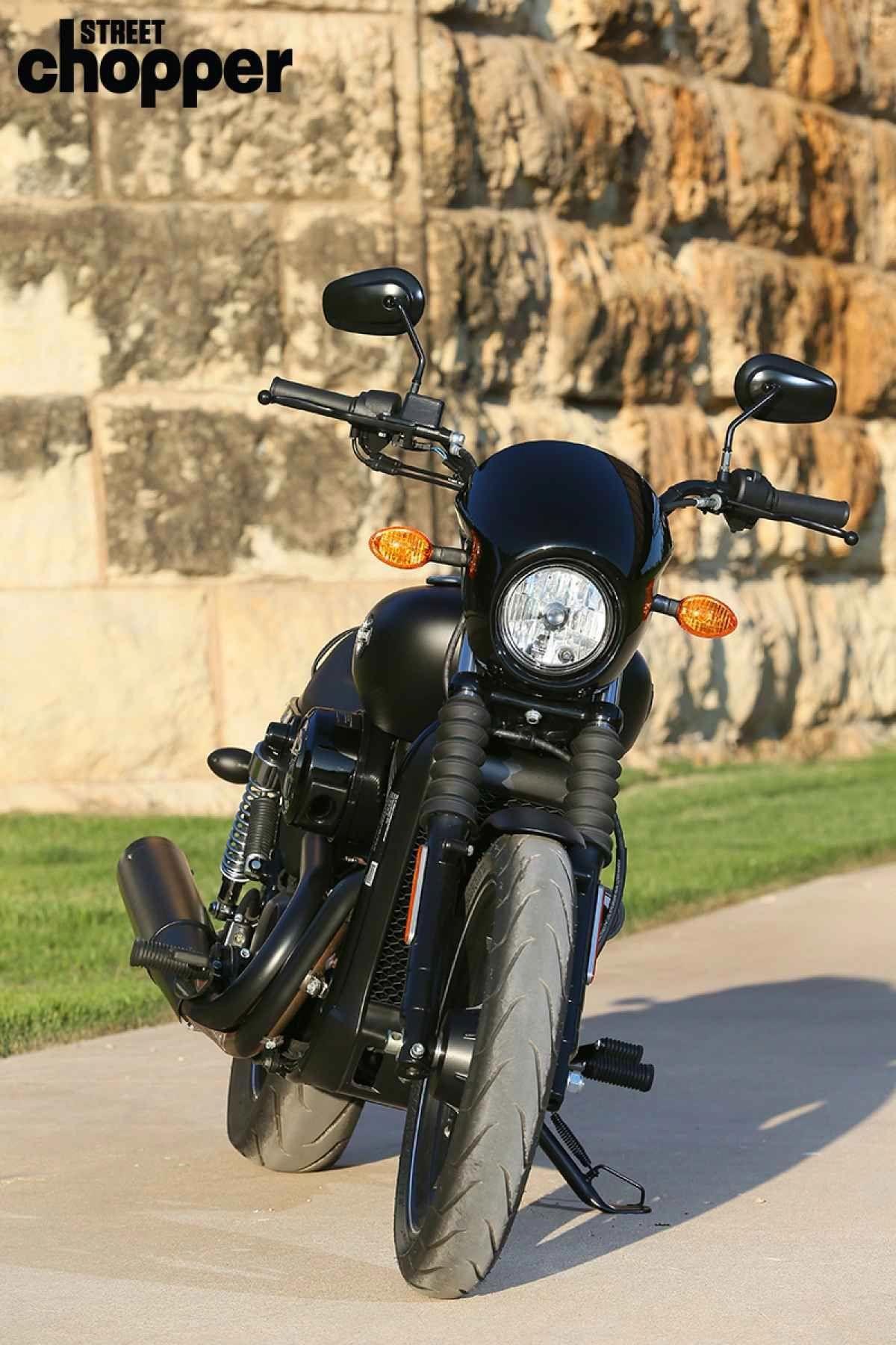 First Ride Review Harley Davidson Street 750 Street Chopper