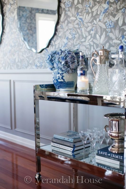bar cart styling camp hill verandah house vignettes and styling